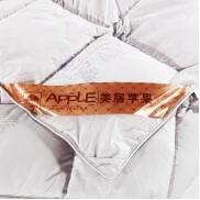 南京苹果家纺绒丝被