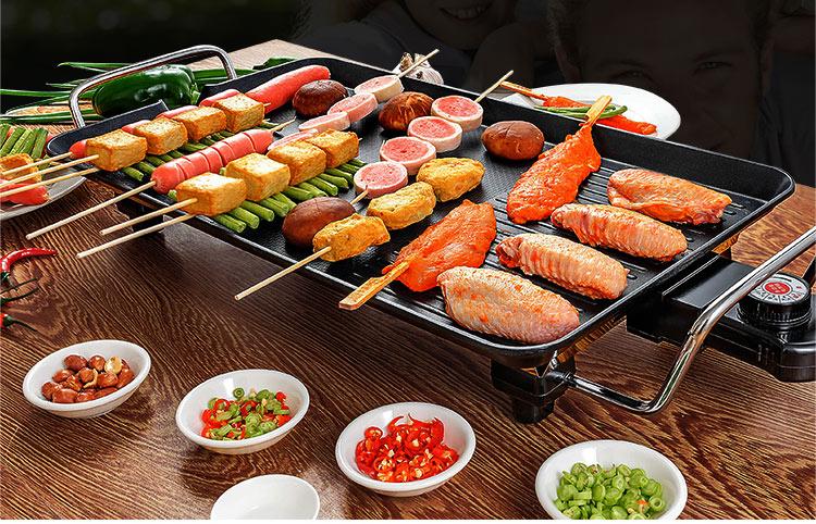 苏州韩式家用电烤炉礼品批发