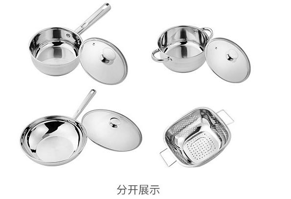 南京司顿锅具五件套礼品