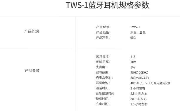 南京品牌蓝牙耳机礼品定制