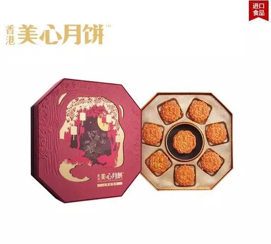 南京美心月饼批发