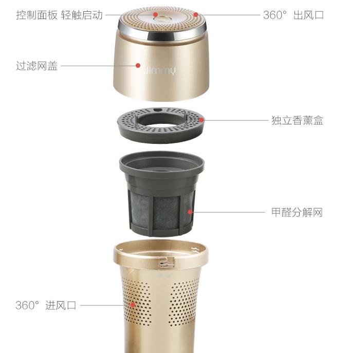 南京礼品定制|车载净化器|莱克吉米空气净化器妥妥的