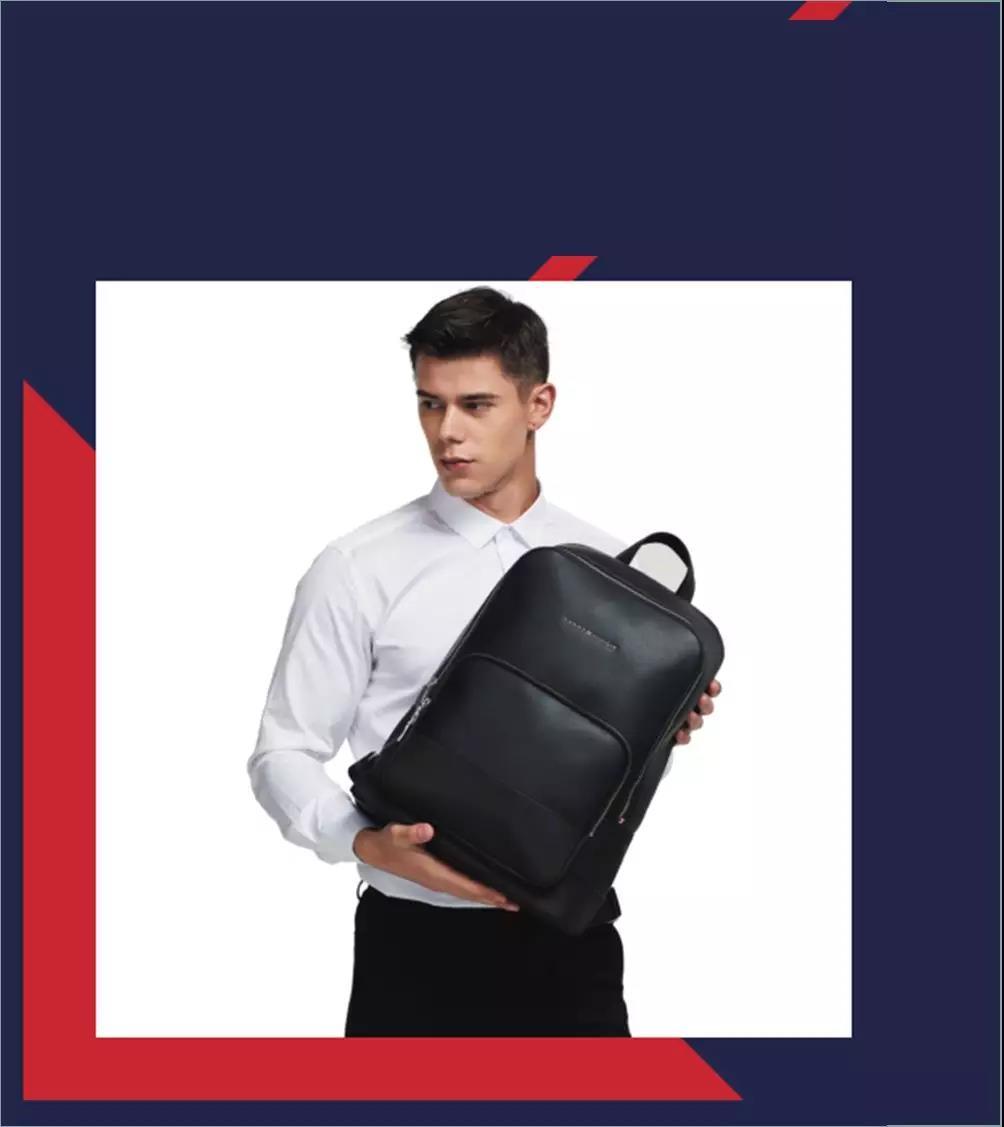 Tommy- Hilfiger背包